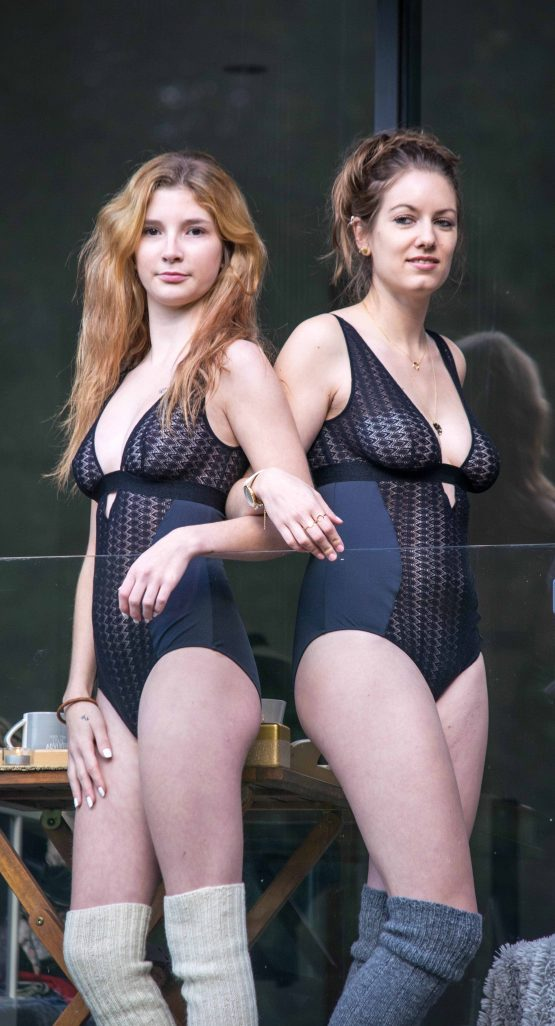 Lingerie ecofriendly et fabriquée en France, Sans Prétention.