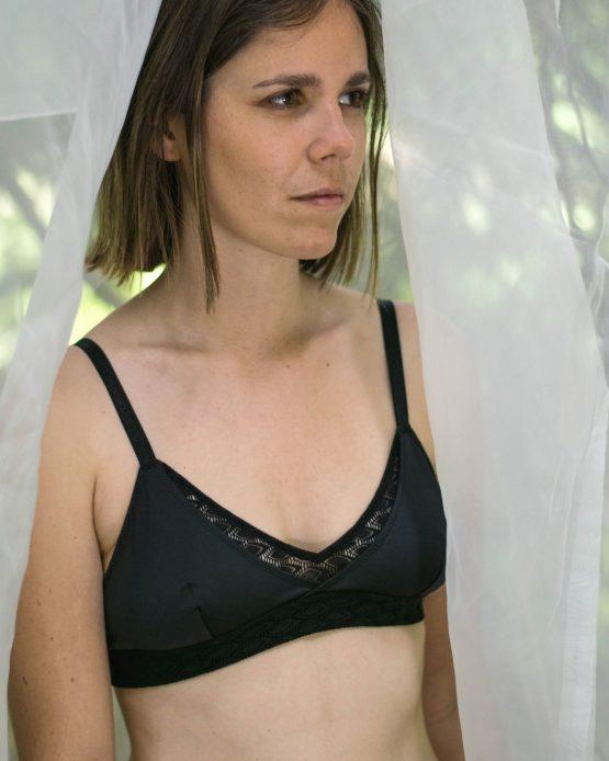 Sous-vêtement made in France et écologique, Sans Prétention.
