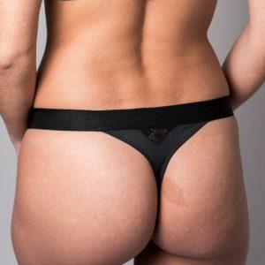 String pour femme sexy et qui ne rentre pas dans les fesses écorepsonsable et made in France Sans Prétention