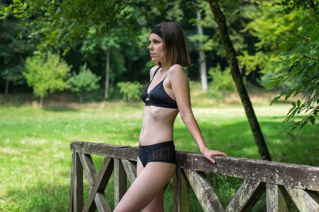 Sans Prétention lingerie vegan made in france