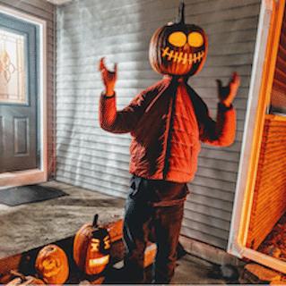 Des déguisements fait main et éco-responsable pour Halloween