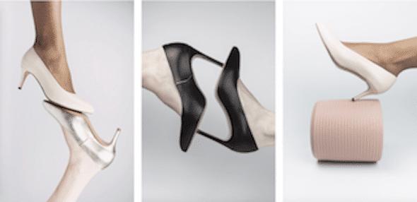 Sélection de divers modèles de chaussures sur-mesure de la marque Comme Un Gant pour cadeaux de Noël français et éco-responsable