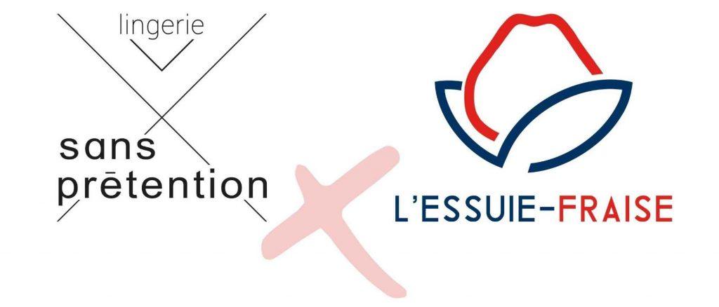 Essuie-Fraise et Sans Prétention, jeunes marques françaises écologiques