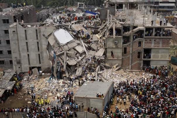 Effondrement du Rana Plaza et Qu'est-ce que la Fashion Revolution