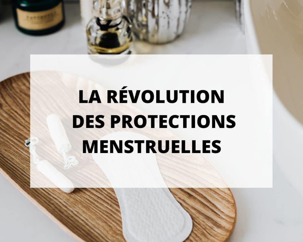 La révolution des protections menstruelles, tous les conseils de Sans Prétention pour choisir votre culotte menstruelle.