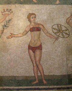 Dans notre article le soutien-gorge sans armature ou avec armature découvrez le soutien-gorge dans l'antiquité