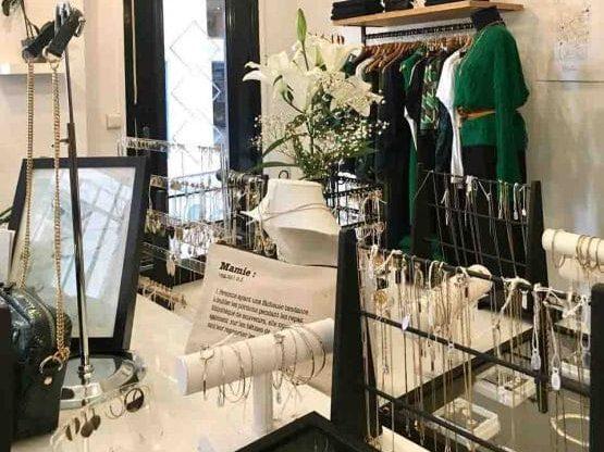 Concept store made in France Gaspard et Simone boutique partenaire de Sans Prétention